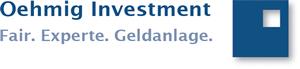 Oehmig Investment | Geldanlage. Finanzplanung. Finanzcoaching.